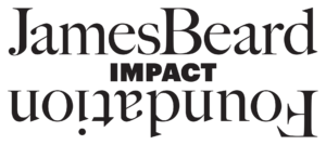 James Beard Foundation Impact Logo