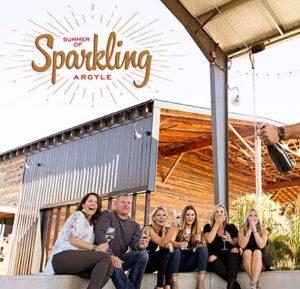 Summer of Sparkling disgorging
